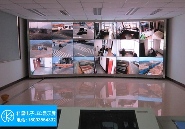 室内小间距LED显示屏(P1.37)