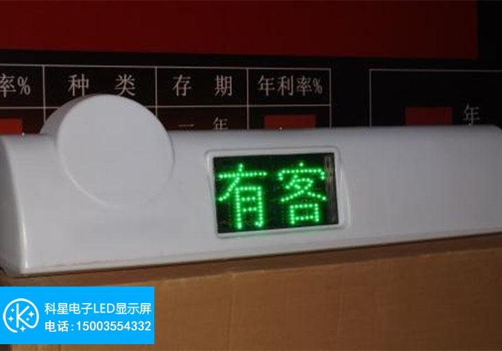 车载单绿LED显示屏