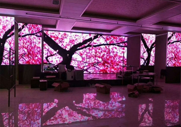 室内全彩色LED显示屏(P5)