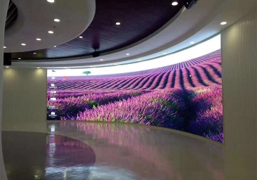 室内全彩色LED显示屏(P2.5)